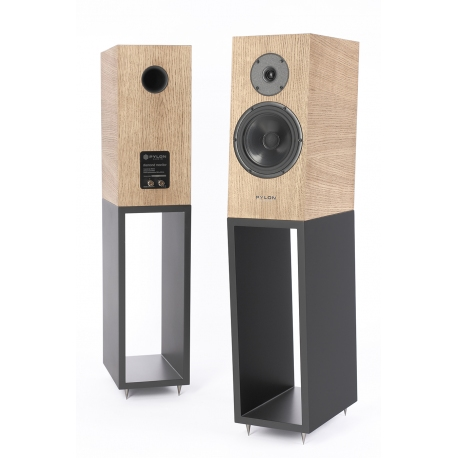 PYLON AUDIO DIAMOND MONITOR BOOKSHELF SPEAKERS