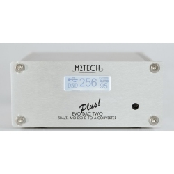 M2Tech HiFace Evo DAC Two Plus 384/32 and DSD DAC