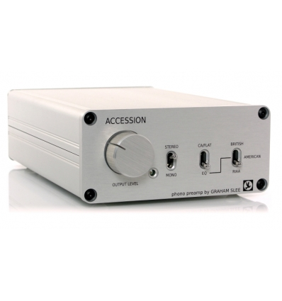 Graham Slee Accession - MM Phono Preamp With Volume Control