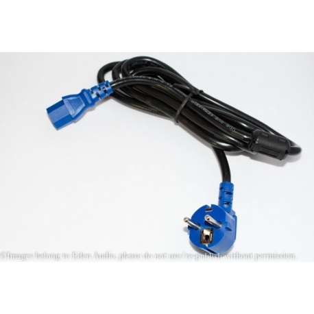 Edwards Audio ML1 high quality 1.7 metre powercord