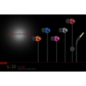Perfect Sound S201 in ear monitors in 5 colours