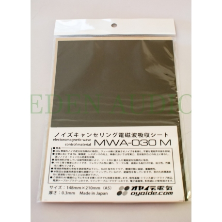 Oyaide MWA-030M electromagnetic absorbing sheets