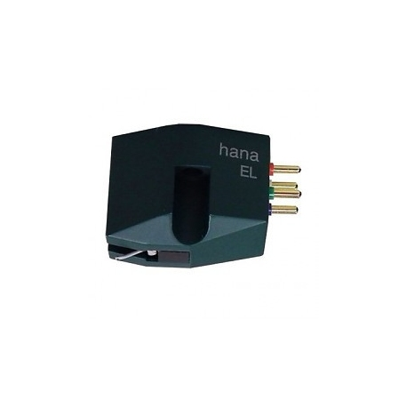 Hana EL Elliptical tip low output MC stereo cartridge
