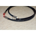 Purefonics - Neotech UP-OCC conductors with AECO Gold RCA's analogue HiFi Cable