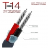 DH-Labs T-14 Speaker cable off the reel
