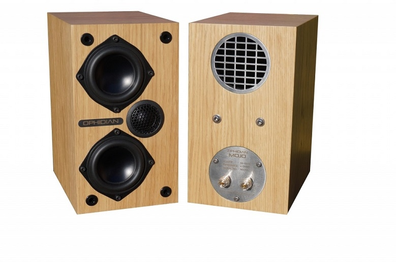 Ophidian Audio loudspeakers